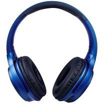 Fone De Headset Posh Bluetooth Com Microfone HS312 Azul - Oex -
