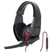 Fone de Ouvido - 3,5mm - c/ microfone Edifier G2 Gaming Headset - Preto -