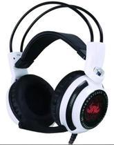 Fone de Ouvido Ajustável para PC com Microfone - Headset Gamer - Knup