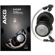 Fone de Ouvido AKG K414 P com Bolsa -