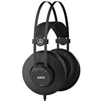 Fone de Ouvido AKG K52 Studio Headphone Over Ear Fechado Profissional para Audição Precisão Mixagem -