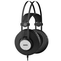 Fone de ouvido AKG K72 - Headphone Monitor Profissional Preto -