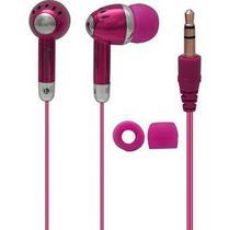 Fone de Ouvido Attitudz Flirty Pink CVE53-Coby -