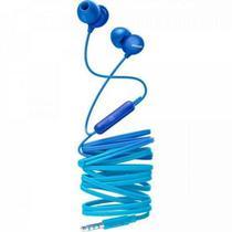 Fone De Ouvido Azul Intra-Auricular She2405BL/00 - Philips -