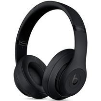 Fone de Ouvido Beats, Bluetooth, Over Ear, Studio 3, Preto Fosco - Apple
