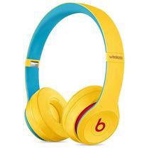 Fone de Ouvido Beats Solo 3 Club Collection, On Ear, Amarelo -