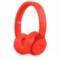 Fone de Ouvido Beats Solo Pro Wireless Headphone com cancelamento de ruído Vermelho - MRJC2BE/A - Apple