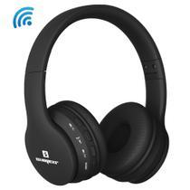 Fone de Ouvido Bluetooth 5.0 com Microfone Rádio FM modelo SLY-B01Pro Marca Sumexr -