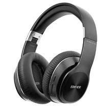 Fone de Ouvido Bluetooth Edifier W820BT - com Microfone Embutido e Conector P2 - Preto -