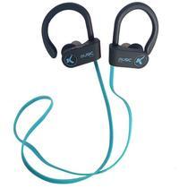 Fone De Ouvido Bluetooth Esportivo S/Fio Knup Azul -