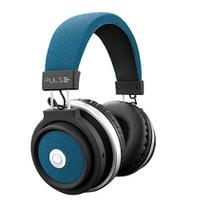 Fone de Ouvido Bluetooth Large Azul Pulse - PH232 - Multilaser