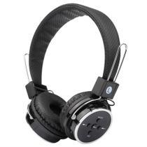 Fone De Ouvido Bluetooth Micro Sd Fm B05 Preto - Mega