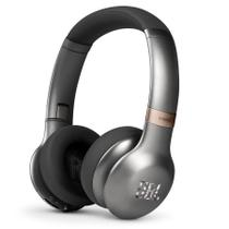 Fone De Ouvido Bluetooth On-Ear JBL Everest 310 Cinza