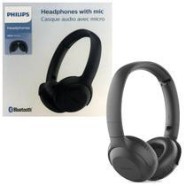 Fone de Ouvido Bluetooth Philips TAUH202BK/00 Preto -