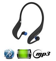 Fone De Ouvido Bluetooth Sem Fio Stereo Boas Lc-702s - Preto -