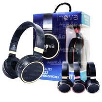 Fone de Ouvido Bluetooth Stereo Inova - FON- 027D-ST10 -