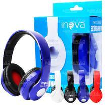 Fone de Ouvido Bluetooth Stereo INOVA-FON8157 -