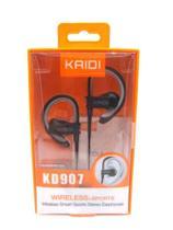 Fone De Ouvido Bluetooth Wireless Sem Fio Sport Stereo Kd907 -