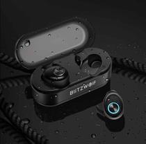 Fone de Ouvido BW-FYE2 da Blitzwolf com Bluetooth, Ajuste Firme, e IPX5. -