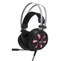 Fone de Ouvido C3TECH com Microfone Gamer USB 7.1 Vulture PH-G710BK - C3 Tech -