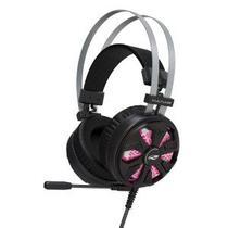 Fone de Ouvido C3TECH com Microfone Gamer USB 7.1 Vulture PHG710BK - C3 TECH