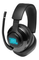 Fone de Ouvido Com Microfone Headset Jbl Quantum 400 Over-ear Gamer PC XBOX -