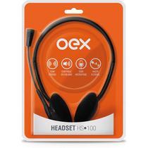 Fone de Ouvido com Microfone Headset P2 Cabo 1.8M  C/VOLUME - Emporio Santa Terezinha