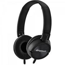 Fone de Ouvido com Microfone HMF-501BK Preto FORTREK -