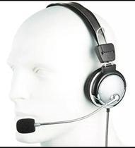 Fone De Ouvido Com Microfone Para Pc Ou Notebook Super Bass - E-301