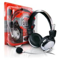 Fone De Ouvido Com Microfone Para PC ou Notebook Super Bass SY-301 - Souye -