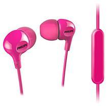 Fone De Ouvido Com Microfone Philips She3555wt/00 Rosa -
