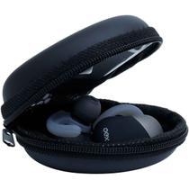 Fone de Ouvido com Microfone TWS30 DOT Preto Bluetooth - Newex