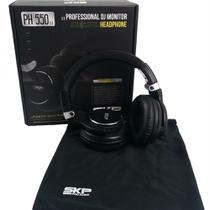 Fone de Ouvido DJ PH550  SKP MONITOR HEADPHONE -