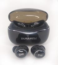 Fone De Ouvido Dual Bluetooth 5.0 TWS Par Sem Fio - LC-T1 Preto - X-Zhang