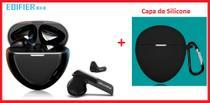 Fone de Ouvido - Edifier X6 - Preto - Fone De Ouvido Edifier X6