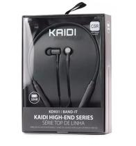 Fone De Ouvido Esportivo Bluetooth Sem Fio Kaidi Kd931 High End -