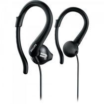 Fone de Ouvido Esportivo com Gancho Ajustável SHQ1250TBK/00 Preto - Philips -