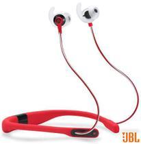 Fone de Ouvido Esportivo Sem Fio JBL Reflect Fit Intra-Auricular Vermelho - JBLREFFITRED -