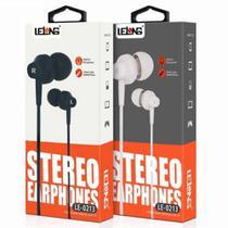 Fone de Ouvido Estéreo Intra-auricular Lelong LE-0213 - Tondelli