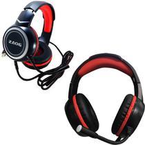 Fone De Ouvido Gamer Headphone Headset Boas Drive 40mm -