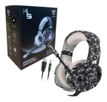 Fone De Ouvido Gamer Onikuma K5 Headset Camuflado -