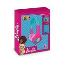 Fone de Ouvido Glamouroso Barbie - Fun -