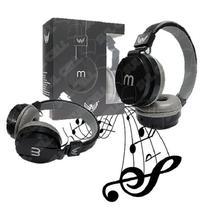 Fone De Ouvido Headphone A-872 Stereo Microfone P2 PRETO - Concise Fashion Style