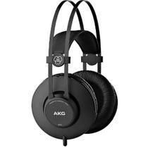 Fone de Ouvido Headphone AKG K52 Over Ear Professional -
