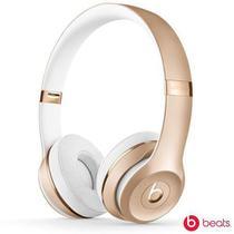 Fone de Ouvido Headphone Beats Solo 3 Dourado - MNER2BE/A - Apple