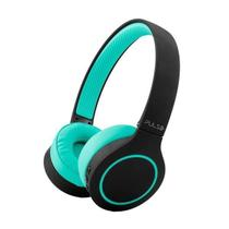 Fone de Ouvido Headphone Bluetooth 5.0 Pulse Head Beats PRETO-VERDE Multilaser PH340 -