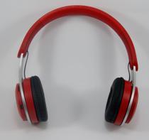 Fone de Ouvido (Headphone)  Bluetooth Ec-89 - VERMELHO - Global
