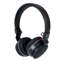 Fone de Ouvido Headphone Bluetooth P2 Micro SD FM Hoopson Preto -
