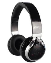 Fone de Ouvido Headphone Bluetooth P2 Micro SD FM Preto - Mercoriental