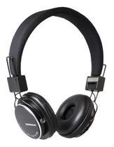Fone De Ouvido Headphone Bluetooth Wireless Com Microfone P2 Briwax - PRETO YX-33 -